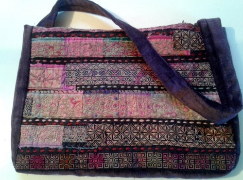 sac, recyclage textile, upcycling textile,création textile